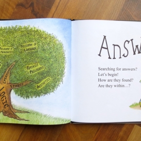A is for Answers