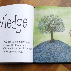 K is for Knowledge